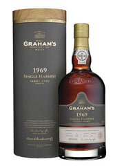 Graham's Single Harvest Tawny Port 1969