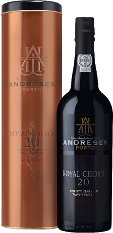 Andresen 20 Year Old Tawny Port