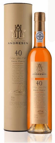 Andresen 40 yo White Port