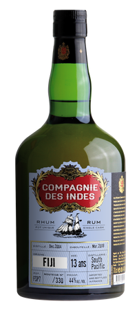 Compagnie Des Indes - Fiji 2004  13 yo Single Cask
