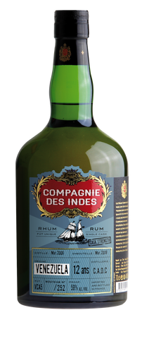 Compagnie Des Indes - Venezuela 2006 12 yo Single Cask