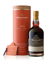 Graham's Single Harvest Tawny Port 1972