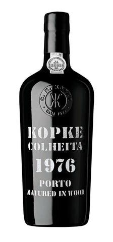 Kopke Colheita Port 1976 (with gift box)