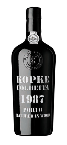 Kopke Colheita Port 1987 (with gift box)