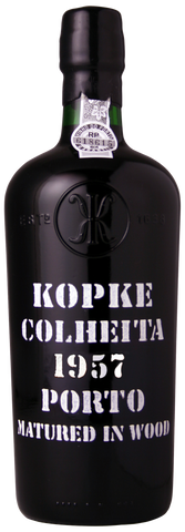 Kopke Colheita Port 1957 (with gift box)
