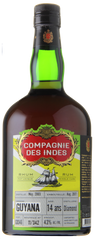Compagnie Des Indes Guyana Diamond 2003 14 yo Single Cask