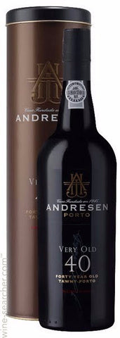 Andresen 40 Year Old Tawny Port