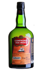 Compagnie des Indes Barbados 1996 20 yo Single Cask Rum
