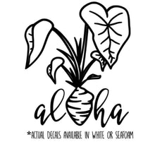 Load image into Gallery viewer, Aloha Kalo Decal