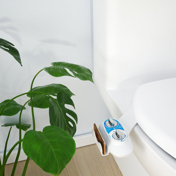 SANIWISE Bidet Attachment A200 Blue