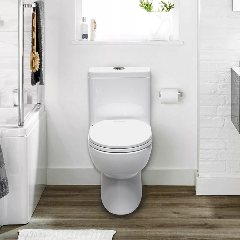 SANIWISE Toilet Bidet Seat F8 for Round Toilets