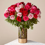 Rose Colored Love Bouquet