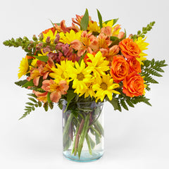 Warm Amber Bouquet