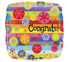 Congratulation Mylar Balloon