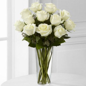 Long Stem White Rose™ Bouquet