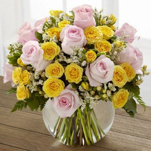 Soft Serenade™ Rose Bouquet
