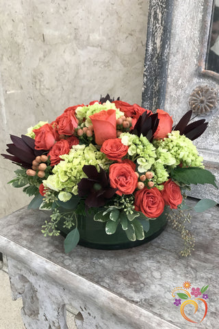 Jamaican Sunset Bouquet - Local Delivery Only