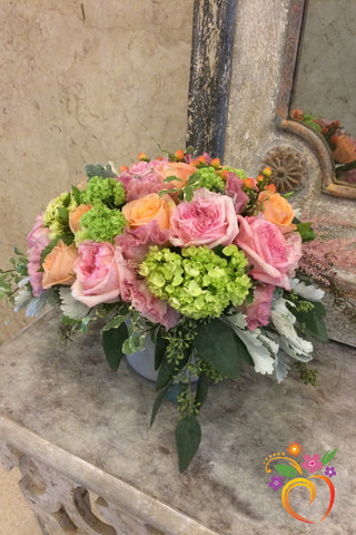 Pastel Passion Bouquet - Local Delivery Only