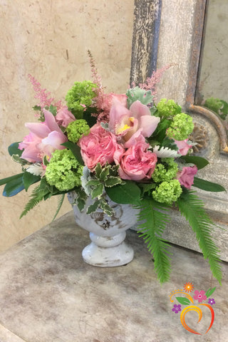Pink Softness Bouquet