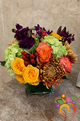 Pumpkin Spice Bouquet-Local Delivery Only