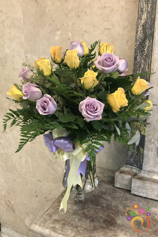 Rapunzel Rose Bouquet