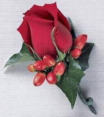 Rose Bloom™ Boutonniere