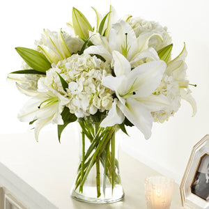 Compasionate Lily Bouquet