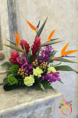 Tropical Paradise Bouquet