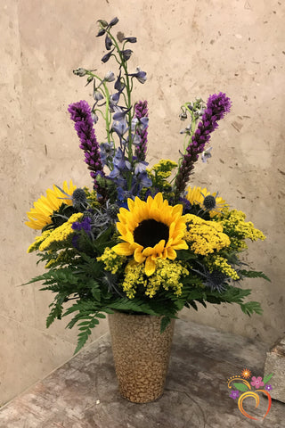 Wildflower Mix Bouquet - Local Delivery Only
