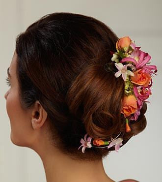 Flowers 'n' Frills Hair Decor