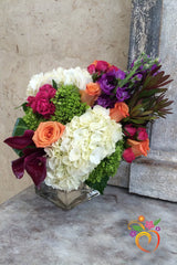 Tropics Appeal Bouquet - Local Delivery Only