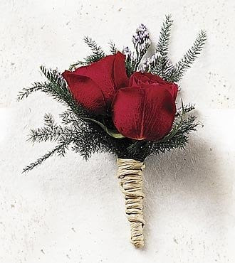 True Happiness™ Rose Boutonniere