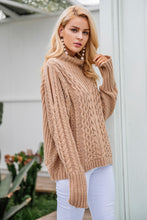 | Casual warm autumn winter sweater |