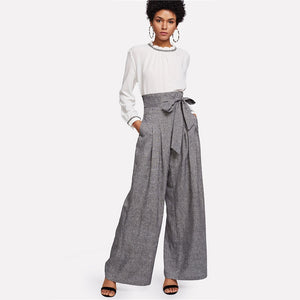 | Long Widee Pants |
