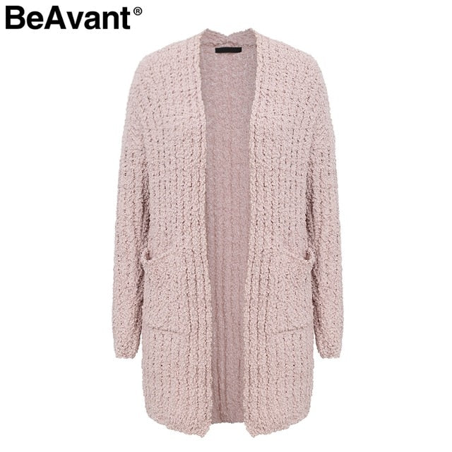 | Knitted Cardigan |