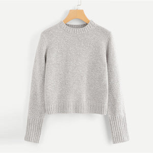 | Grey Sweater |