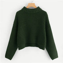 | Green Winter Sweater |