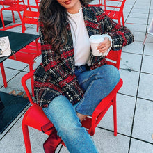 | Plaid Blazer |