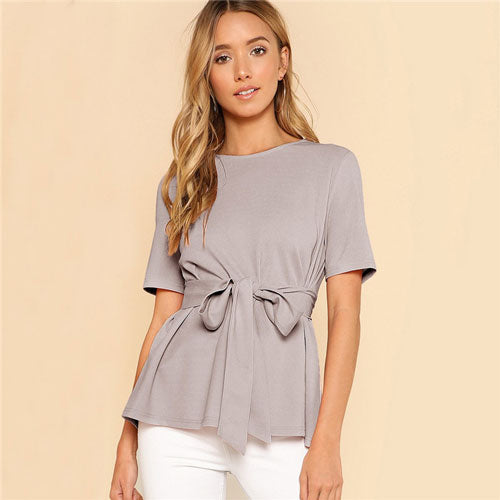 | Loop Blouse |