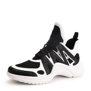 | Fashion high Clunky Sneaker |