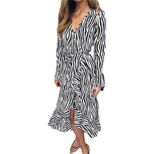 | Striped Dress |