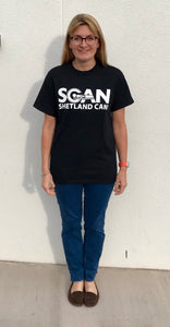 SCAN Shetland CAN! T-shirt (Adult)