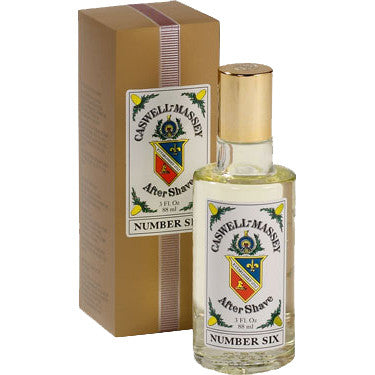 Number 6 Aftershave by Caswell-Massey