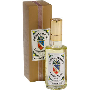 Number Six Cologne by Caswell-Massey