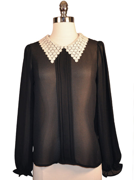 Lady of the Manor Blouse