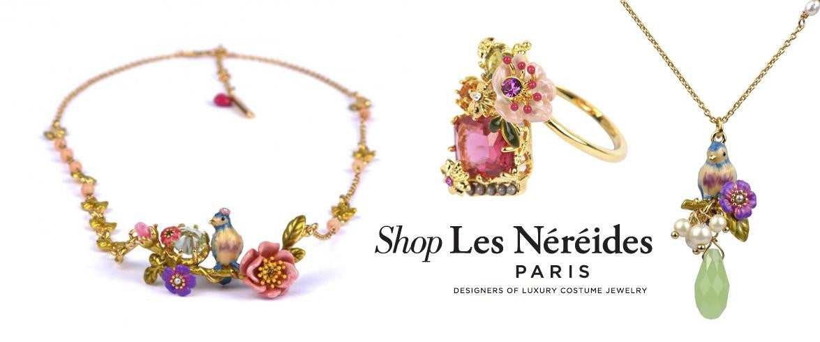 Good Manners - Les Nereides jewelry