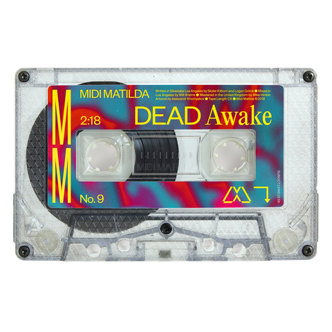 """Dead Awake"" is alive!"
