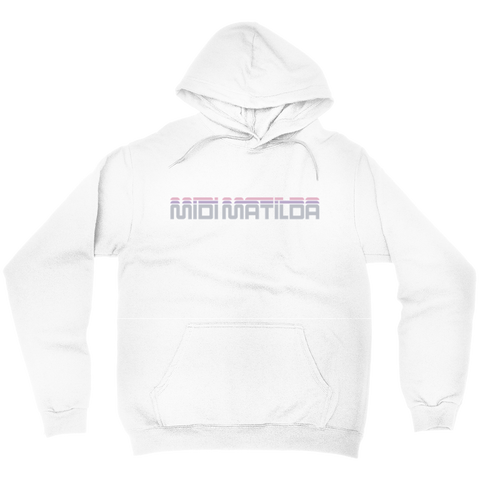 Just A Game Logo Hoodies