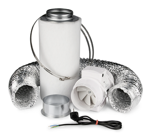 Ventilution Ventilation kit 250 Eco