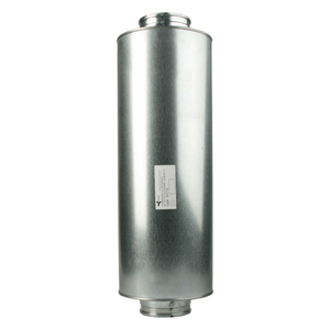Silencer for ventilation